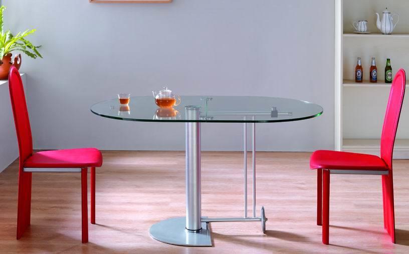 china folding glass dining table folding furniture sa 5119a b