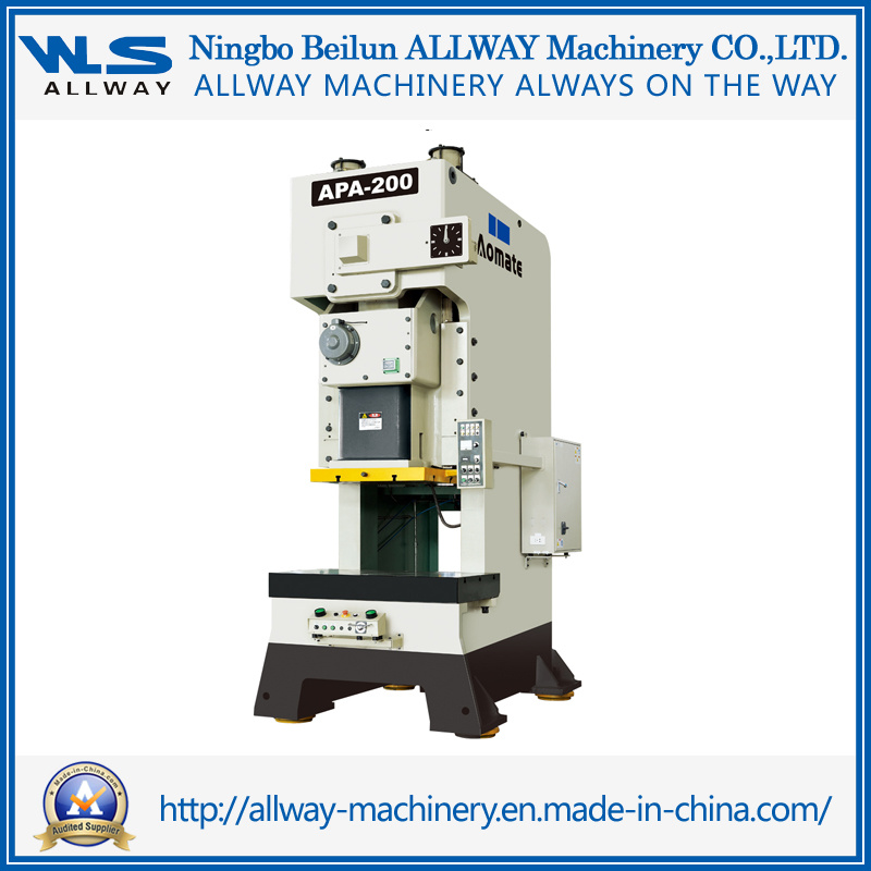 High Efficiency Energy Saving Press Machine/ Punch Machine (APA-200)