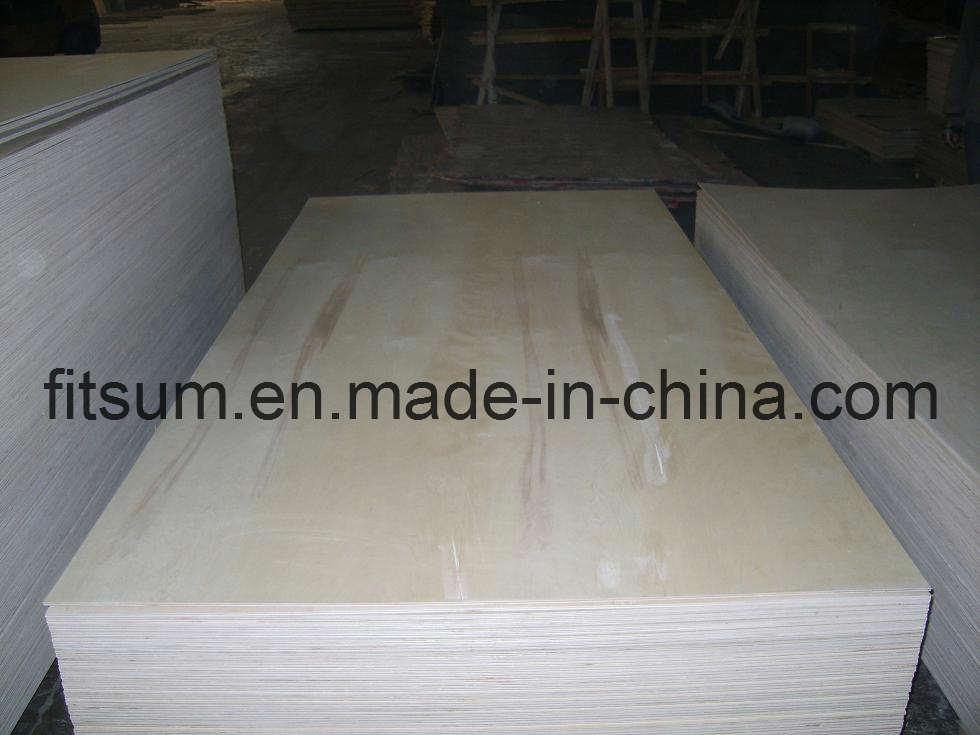 100% Birch Plywood