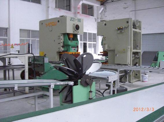 Steel Drum Cover Auto Production Line