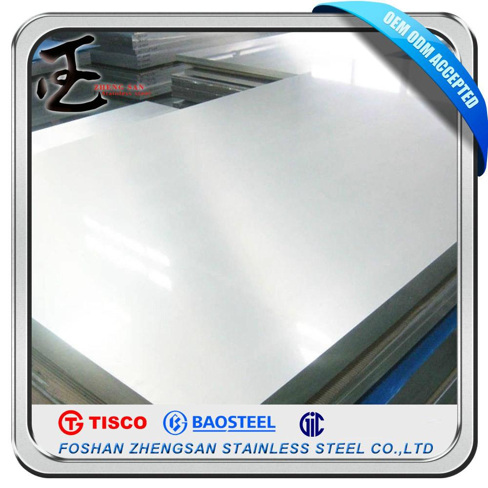 304 Mirror Stainless Steel Sheet