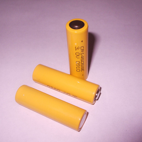 3.0V Cr14505 AA Size Battery