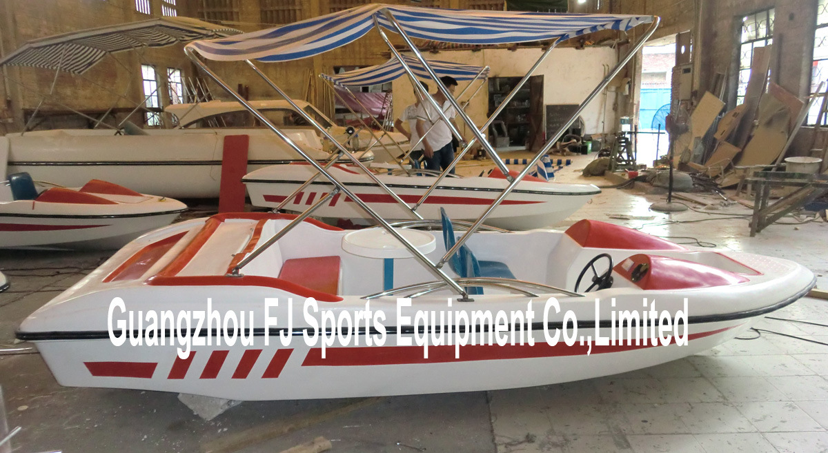 China Pedal Boat Electric Boat Paddle Boat Motor Boat