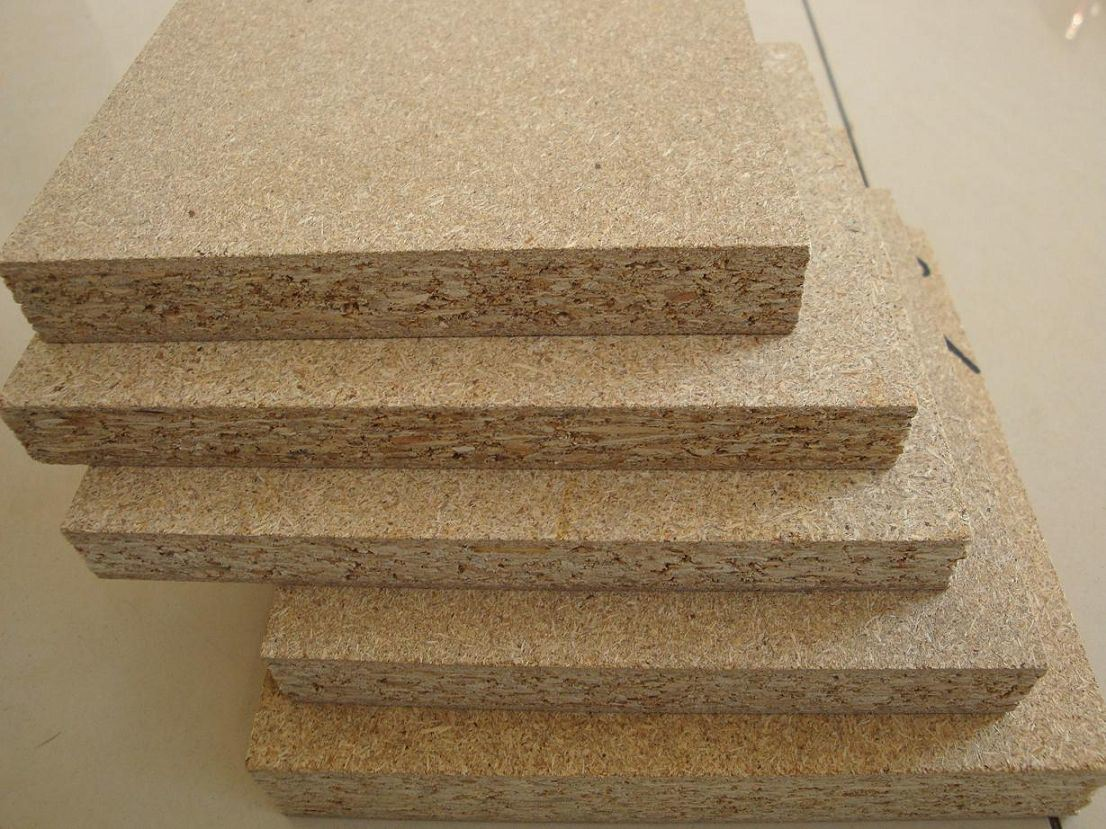 China Particle Board - China Particle Board, Plain Particle Board