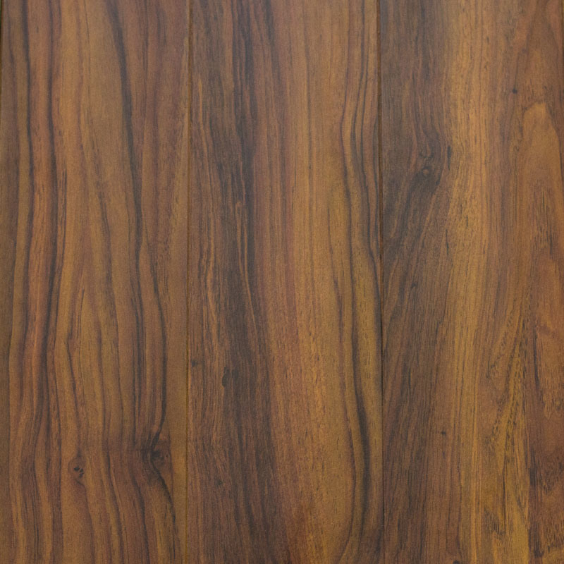 U Groove Mould Pressed Laminate Flooring Matte Silk Surface 1405