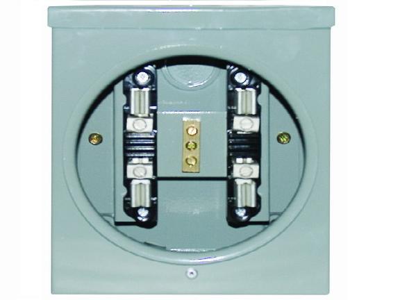 Square Meter Socket (GTFP-100A/4J)