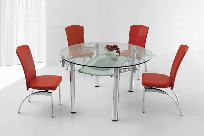 Amazing Round Glass Extendable Dining Tables Amazon 700 x 467 · 31 kB · jpeg