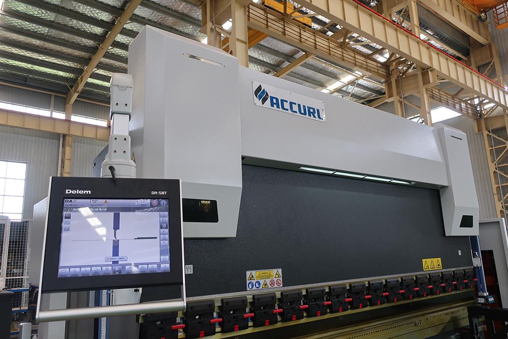 CNC Press Brake 175 Ton CNC Plate Bending Machine