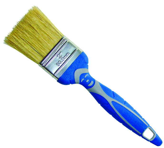 Paint Brush with TPR Handle (1112010)