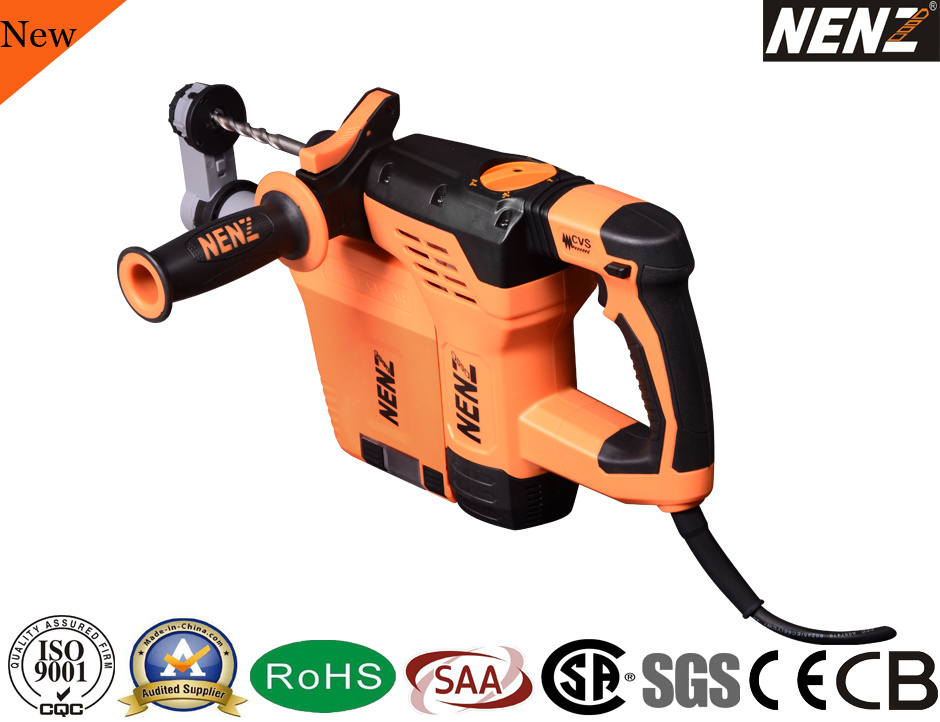 Nenz 900W AC Corded Electric Tool with Dust Extractor (NZ30-01)