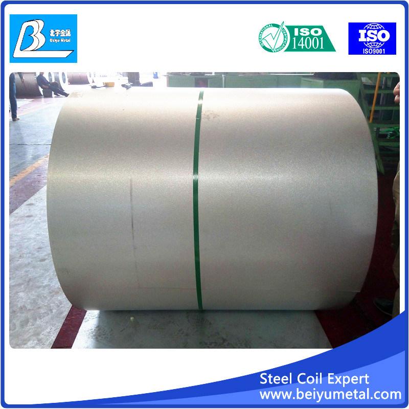 AZ50 to AZ150 Galvalume Steel Aluzinc Coated GL Coil Factory