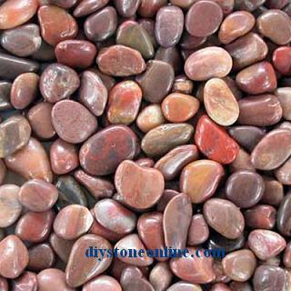 Red Pebble for Garden Landscaping