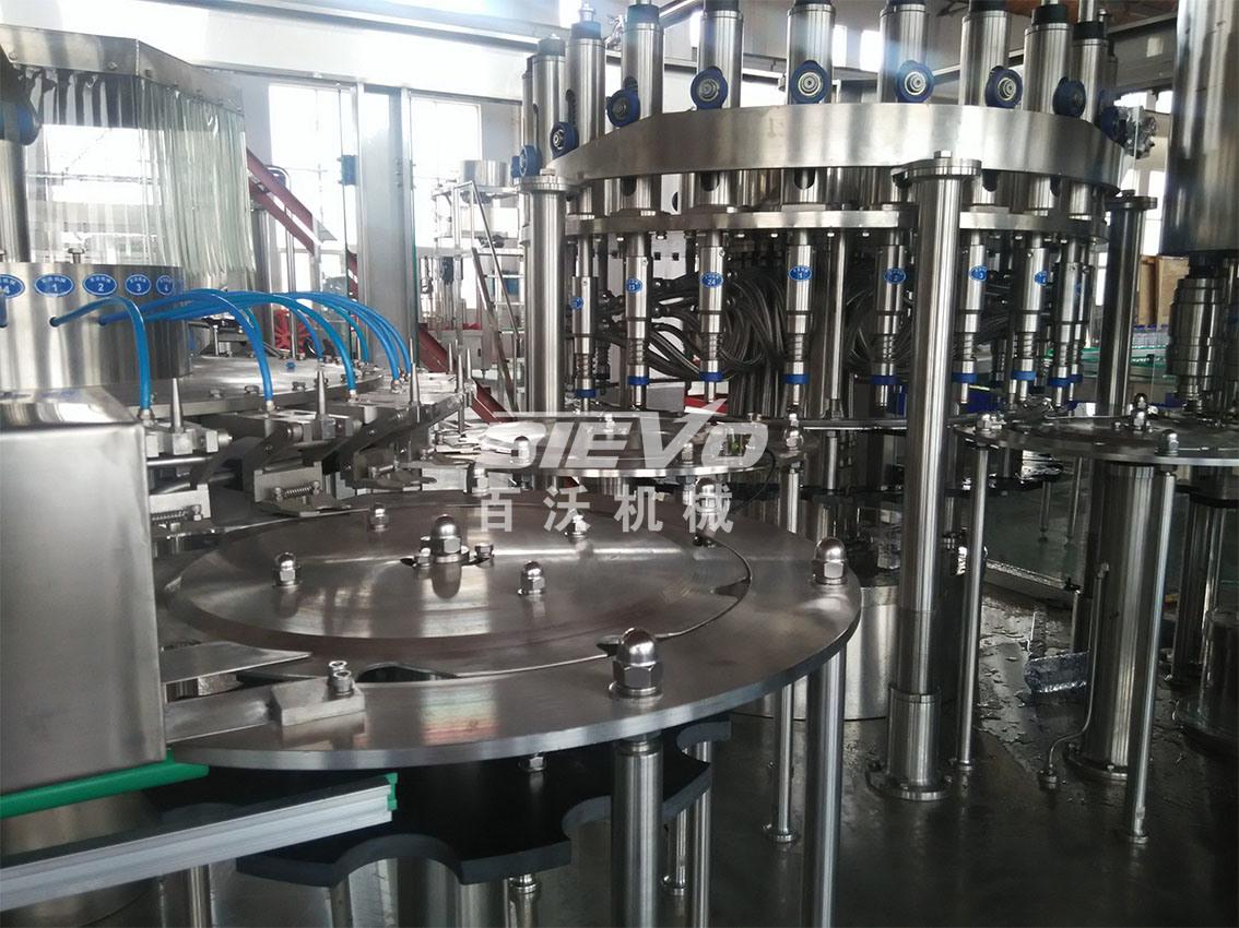 Pet Bottle Mineral Drinking Water Bottling Production Line