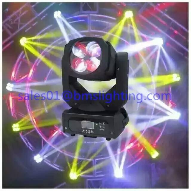 Beam4 Super LED Moving Head Beam Light (BMS-8834)