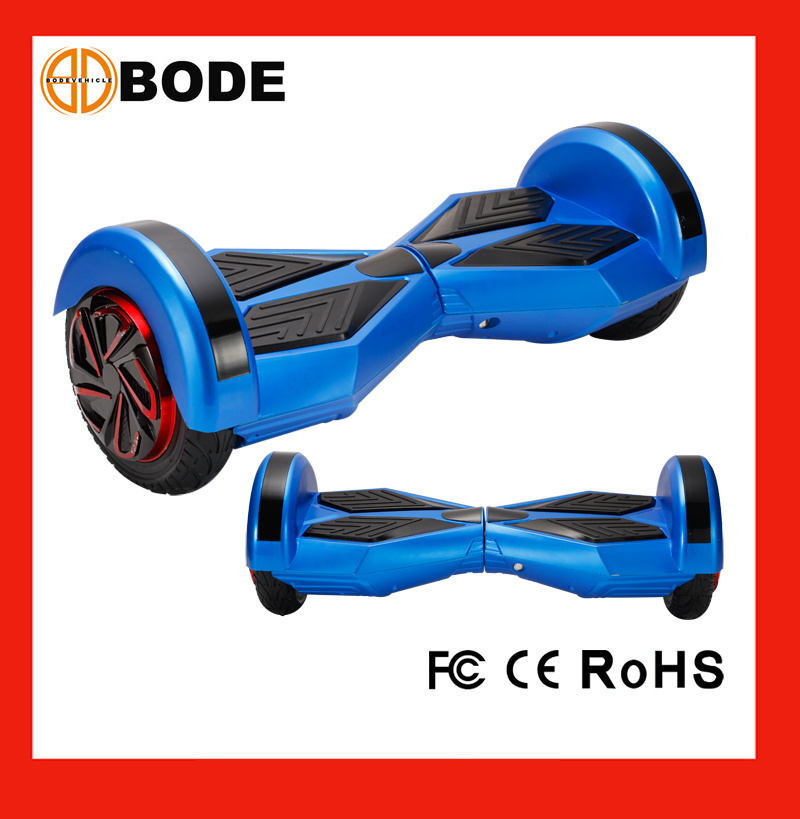 Mini 2 Wheel Electronic Skateboard with Bluetooth