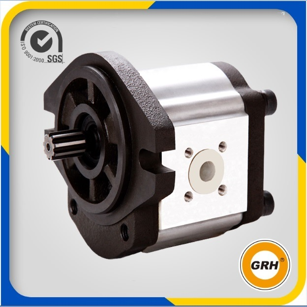Rotary Tandem Single Pump Hydraulic Gear Oil Pump