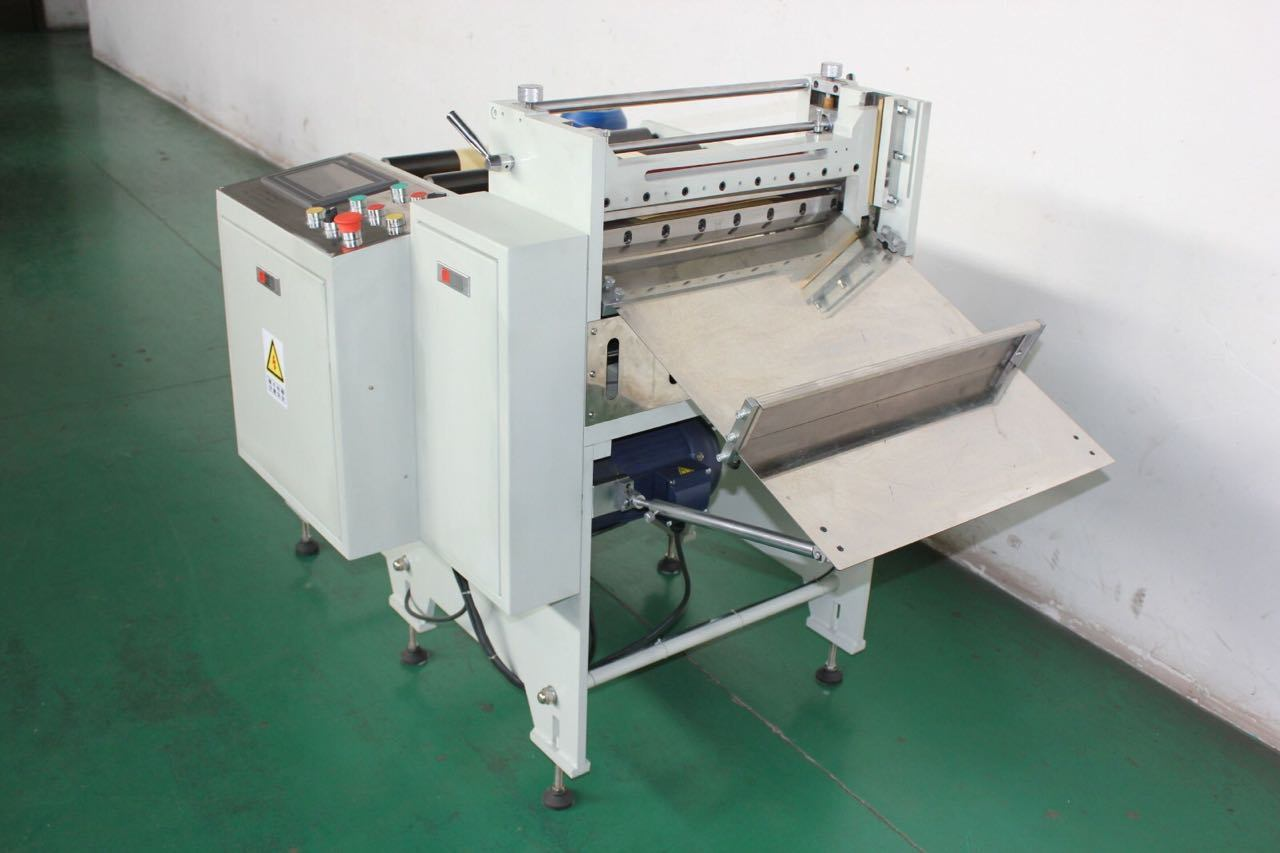 PVC Label Shrink Sleeve Cutting Machine