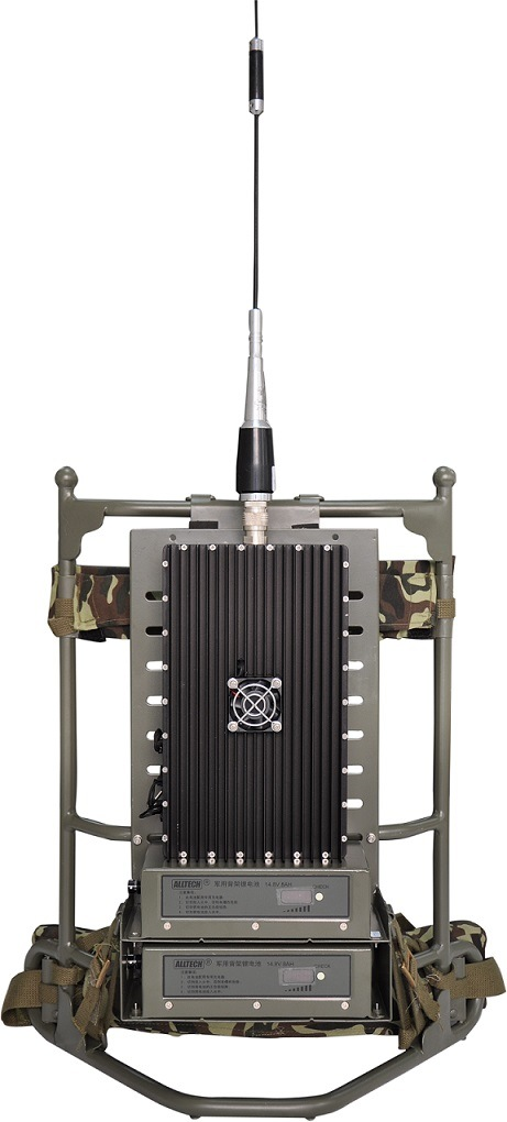 Cofdm Body-Worn 2W Video Transmitter