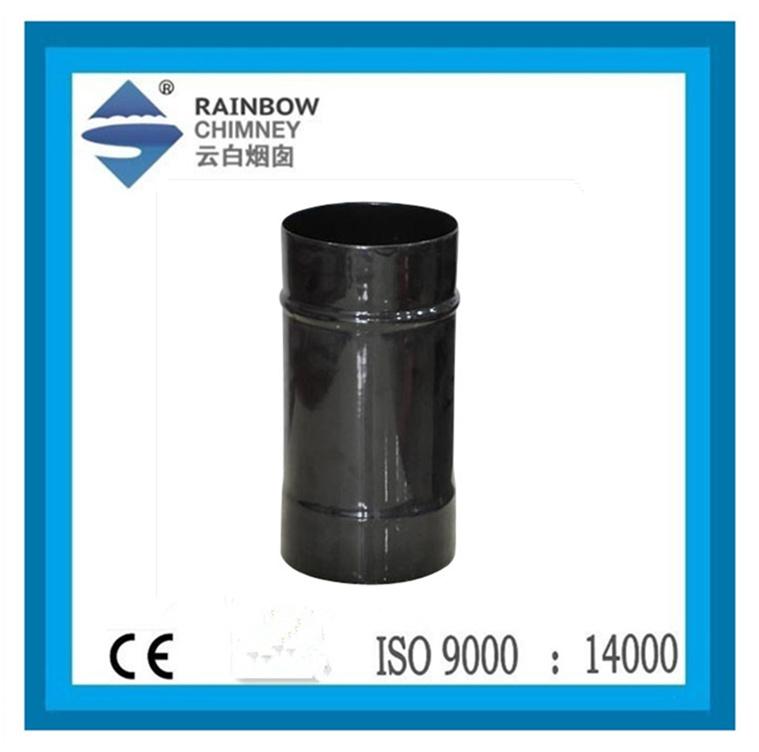 Chimney Pipe - Enamel Straight Pipe
