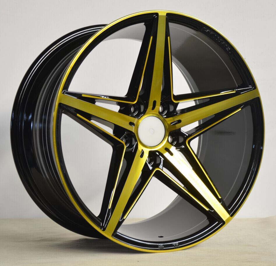 Alloy Wjeel. Aftermarket Wheel; Straight Rim; Hot Sale; New Designed.