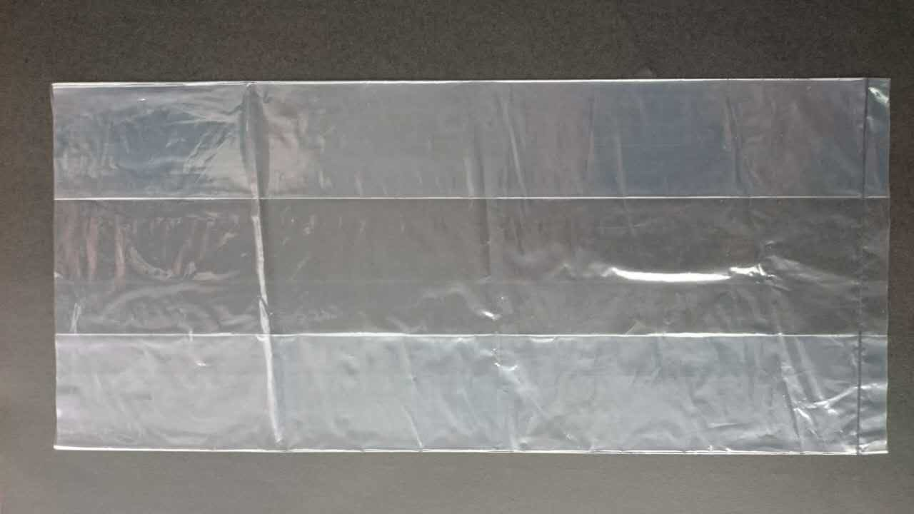 LDPE Transparent Plastic Bag / Clear Plastic Bag