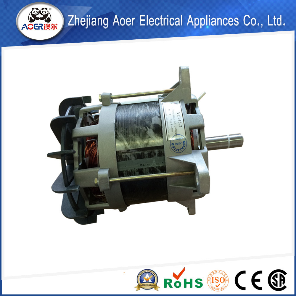 Big Power AC Single Phase 3HP Electric Motor 230V