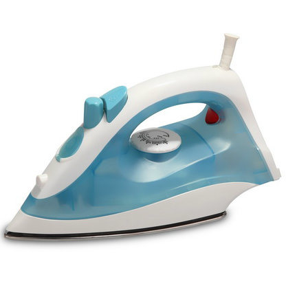 CE Approved Steam Iron (T-607 Black)