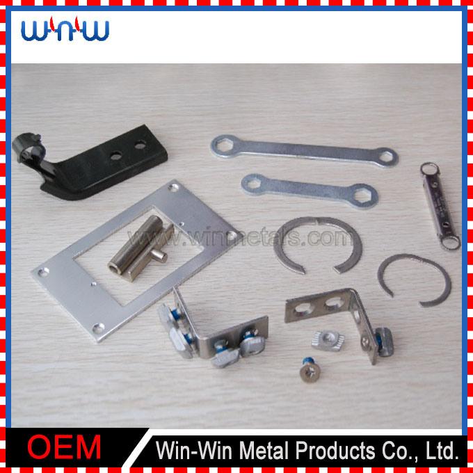 Precision Metal Stamping Parts Manufacturer Press Custom Die OEM Sheet Metal Stamping