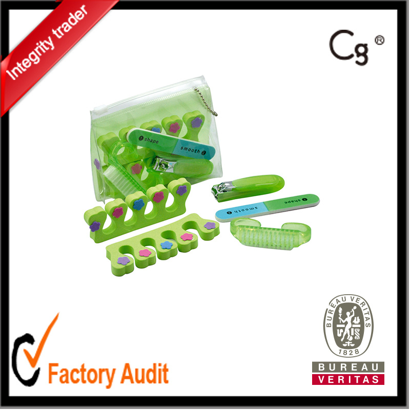 New Hot Selling Customize Set Manucure Pedicure