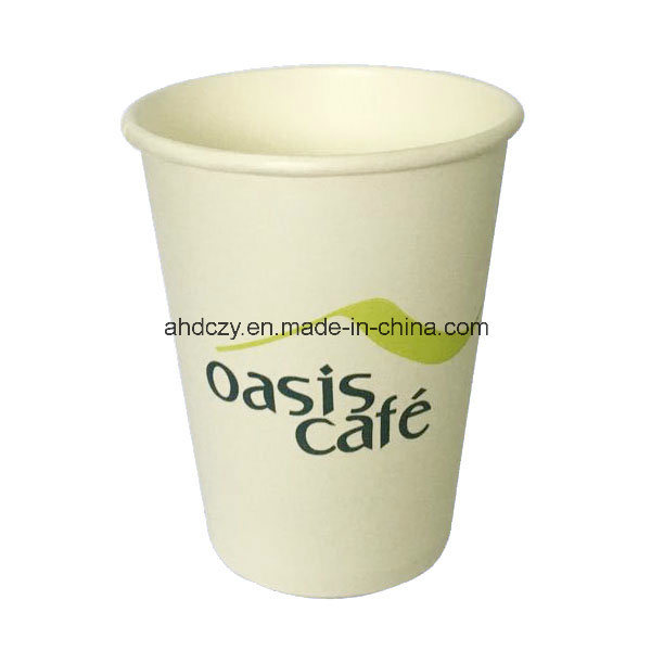 Good Quality 12oz Large White Disposable Paper Cup
