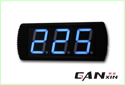 [Ganxin] 4inch 7segment LED Display Counter