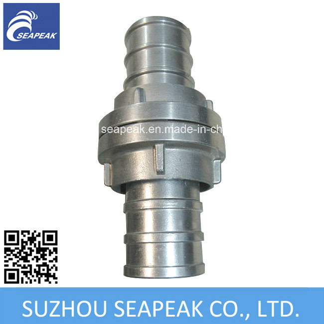 Aluminum Storz Coupling for Fire Hose