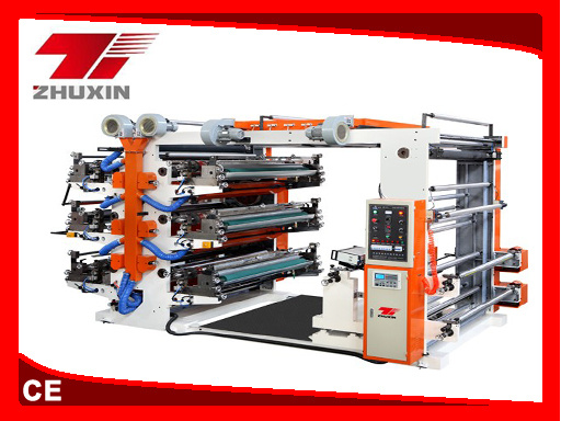 Six Color Gravure-Printing Machine (ASY)