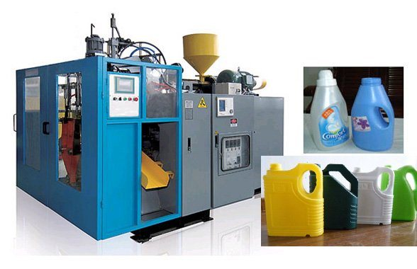 Full Automatic Blow Molding machine for 5 Liter