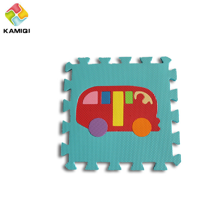 Transport Baby Play EVA Foam Mat