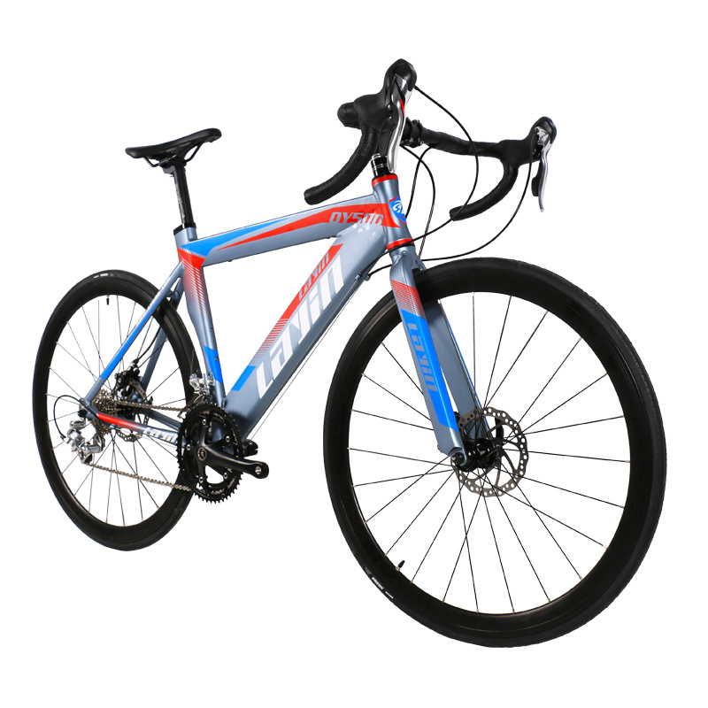Super Lightweight Aluminum Alloy 16-Speed Cheap Road Bike for Sale