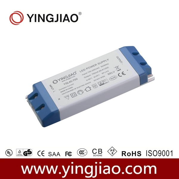 40W Waterproof LED Power Adapter with CE