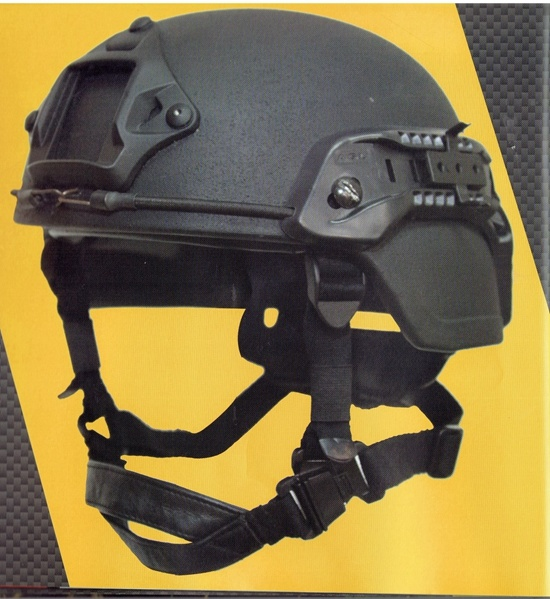 PE Nij Iiia Bulletproof Helmet for Police
