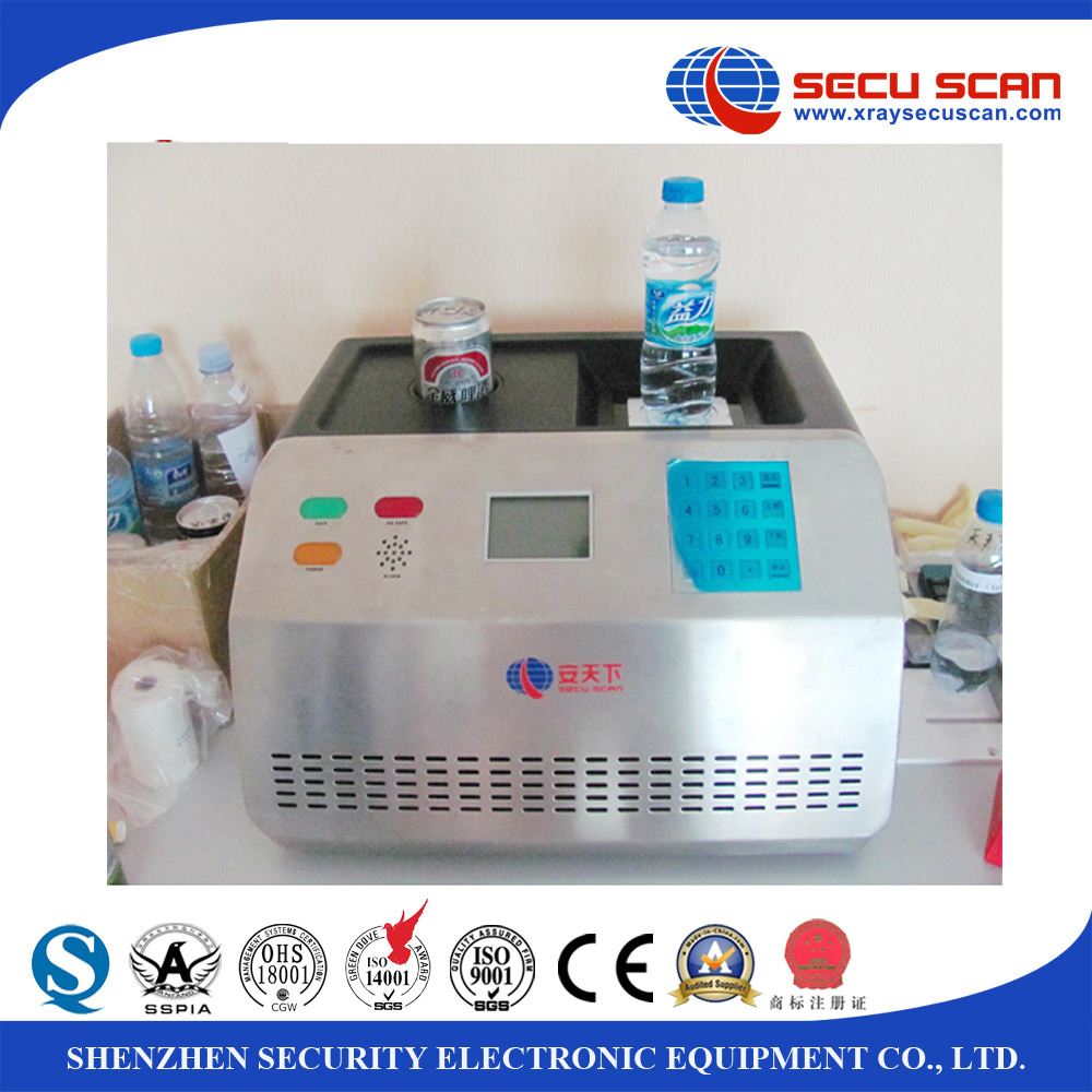 Dangerous Liquid Scanner for Security Inspection