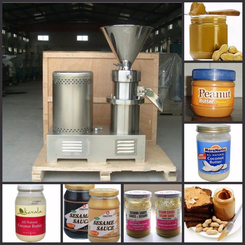 Factory Price Sesame Paste Making Machine