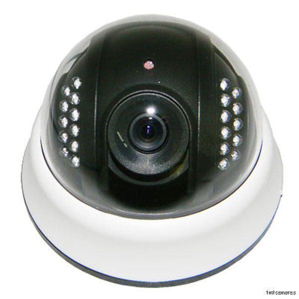 1/3′ 1200tvl CMOS V8330+Fh8510 Analog IR Dome Camera Plastic Housing