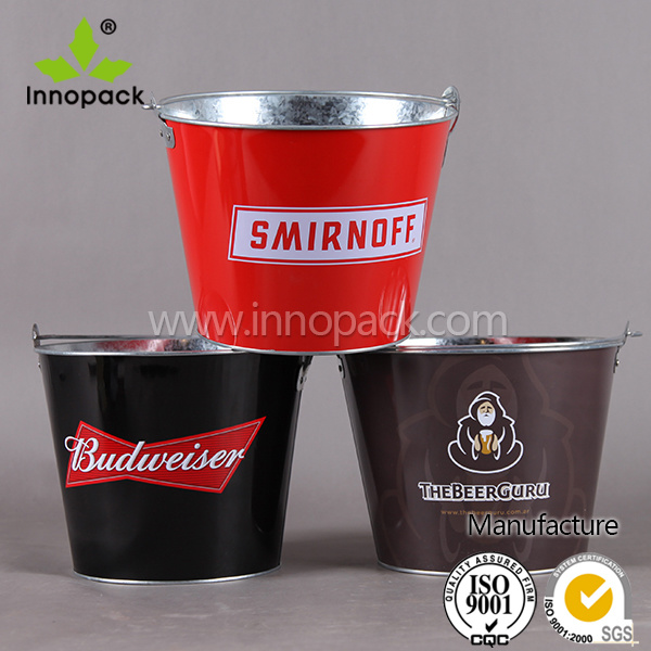 Wholesale Ice Cooler Metal Ice Bucket
