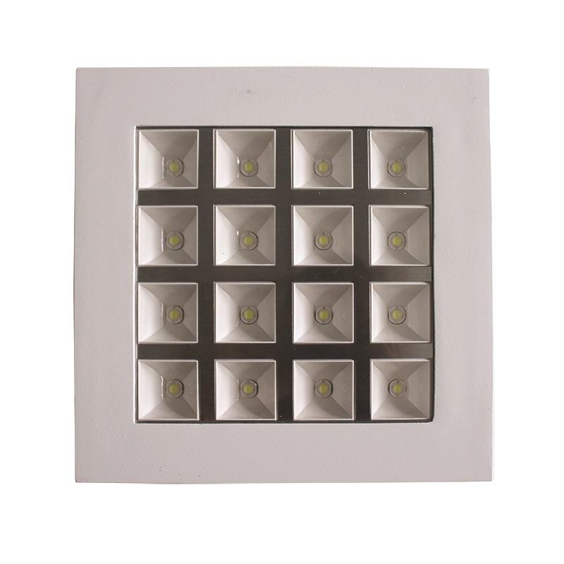 16W 180*180mm Square LED Panel Light