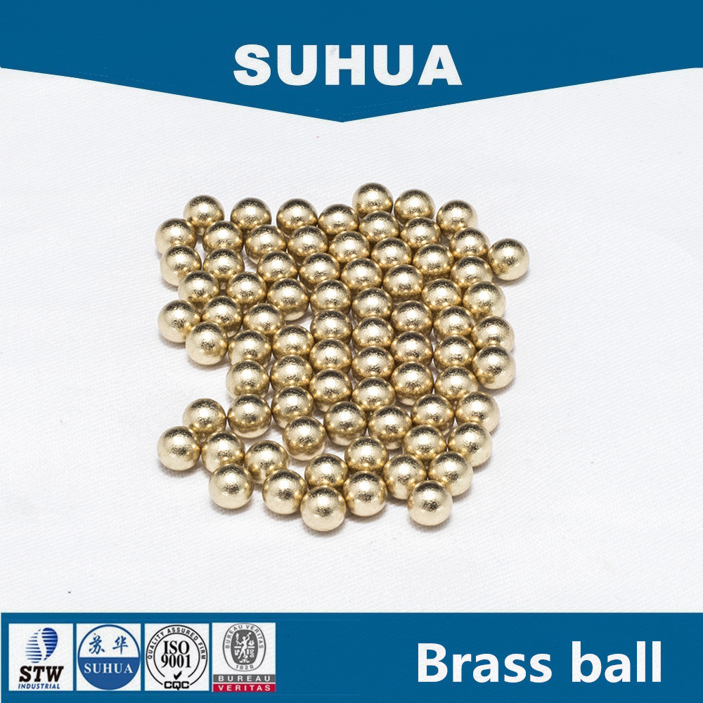 Zinc / Silver / Tin / Gold / Chrome / Copper / Brass Plated Steel Ball