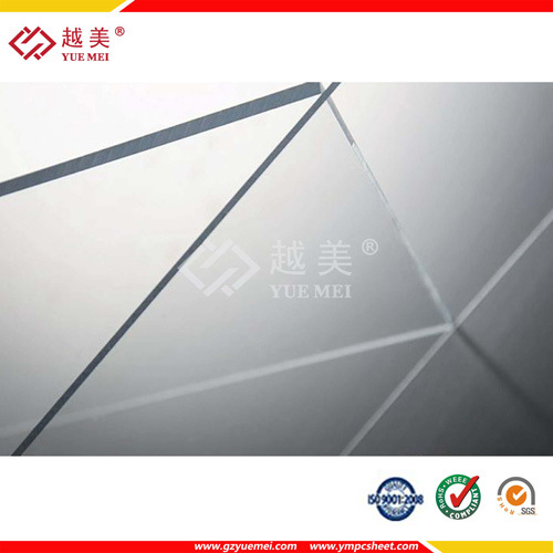 1.5mm to 18mm Lexan Panels, Transparent Solid Polycarbonate Plastic Sheet Price