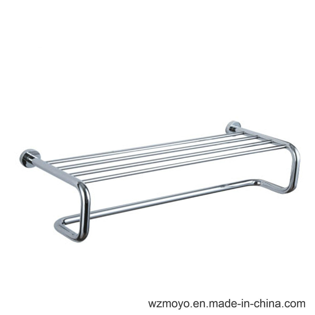 Brass Towel Rack for The Bathroom