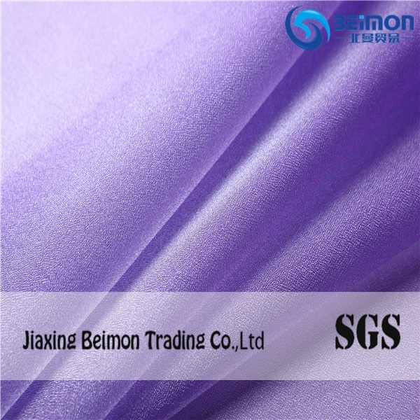 Factory Direct Sale Plain Dyed 65%Polyester 35%Nylon Fabric