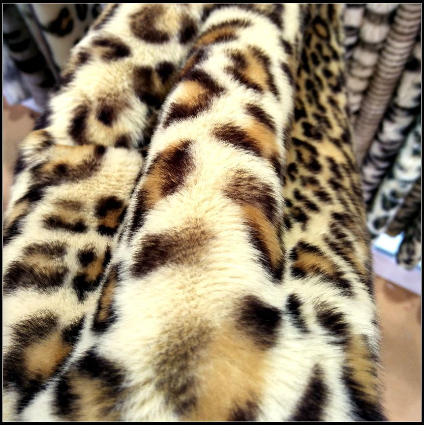 Poly Boa Fur Plush