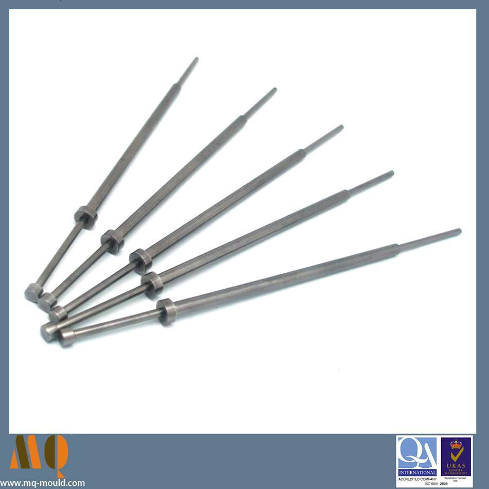 DIN 1530 Standard Ejector Pin Black Head Ejector Sleeve (MQ015)