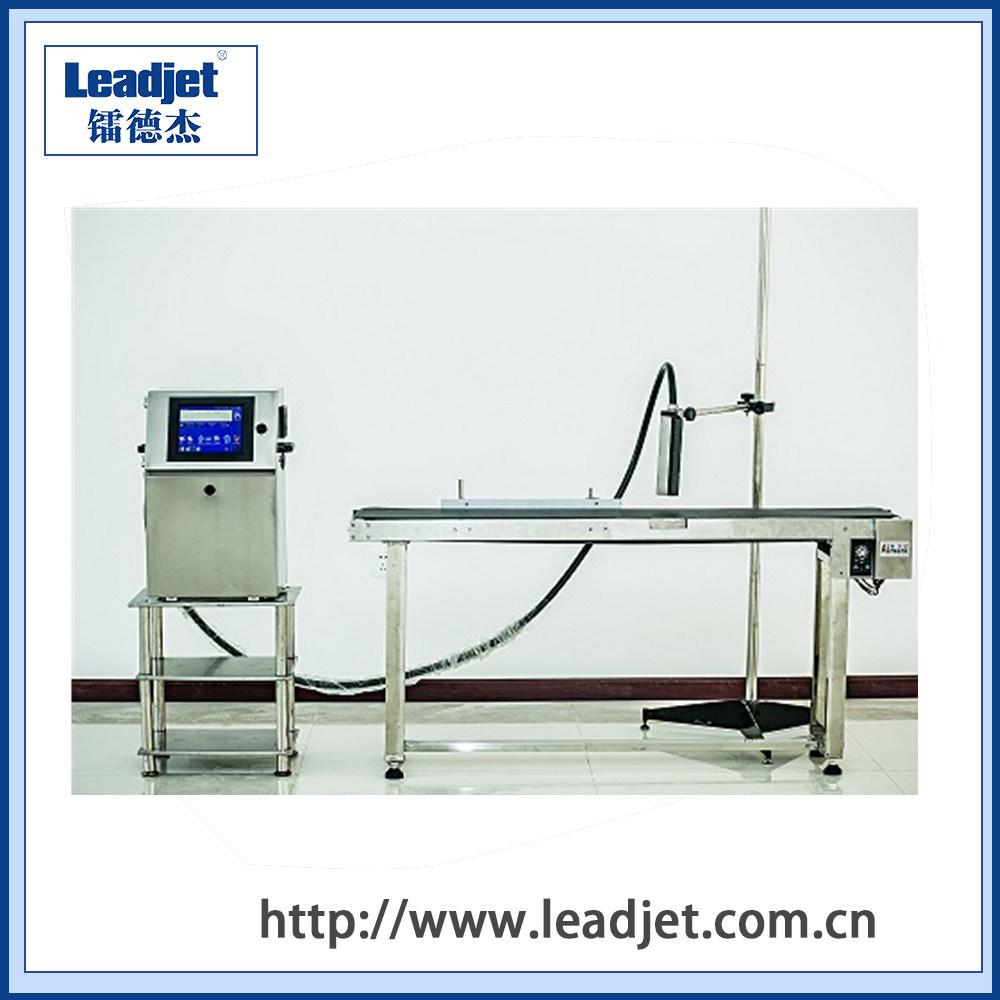 V98 Industrial Cij Continuous Inkjet Expiry Date Printer